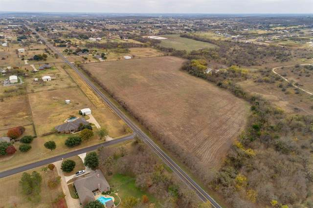 2805 Floyd Hampton Road, Crowley, TX 76036 (MLS #14477389) :: All Cities USA Realty