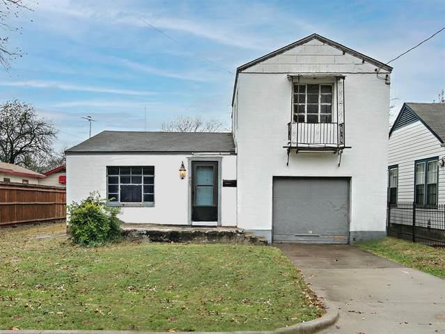 407 Sunnyside Avenue, Cockrell Hill, TX 75211 (MLS #14477398) :: Frankie Arthur Real Estate
