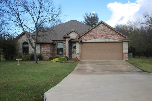 1700 Flagstone Court, Granbury, TX 76049 (MLS #14477410) :: The Mauelshagen Group