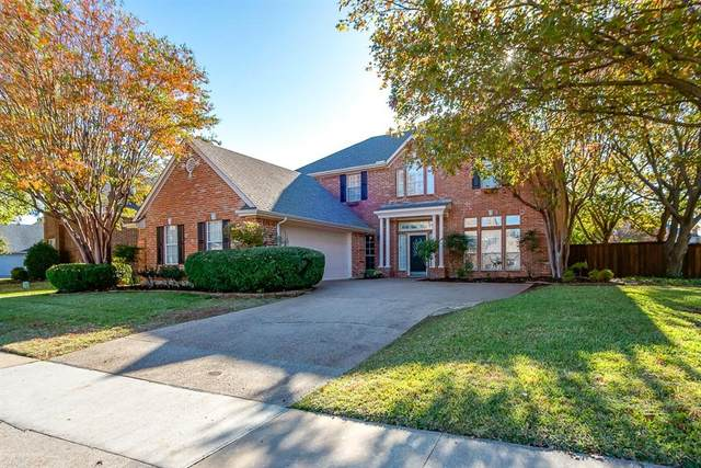 5819 Edgewood Drive, Mckinney, TX 75072 (MLS #14477434) :: The Kimberly Davis Group