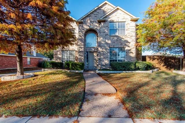 1533 Warm Springs Drive, Allen, TX 75002 (MLS #14477445) :: Real Estate By Design
