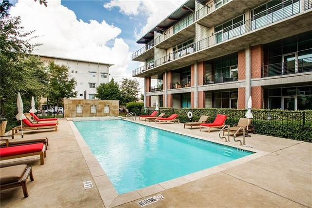 3030 Bryan Street #311, Dallas, TX 75204 (MLS #14477475) :: The Rhodes Team