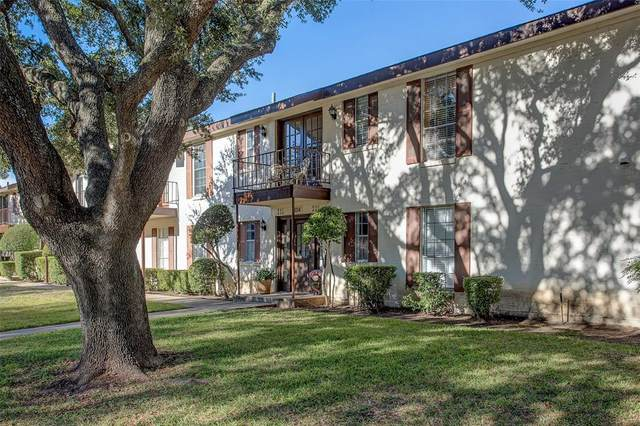 4014 Ridglea Country Club Drive #407, Fort Worth, TX 76126 (#14477484) :: Homes By Lainie Real Estate Group