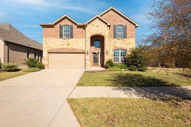 1321 Palestine Drive, Prosper, TX 75078 (MLS #14477515) :: The Kimberly Davis Group