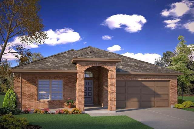 1109 Pacifica Trail, Cleburne, TX 76033 (MLS #14477532) :: The Tierny Jordan Network