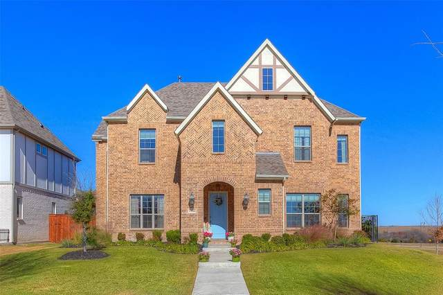 13604 Green Elm Road, Aledo, TX 76008 (MLS #14477540) :: The Tierny Jordan Network