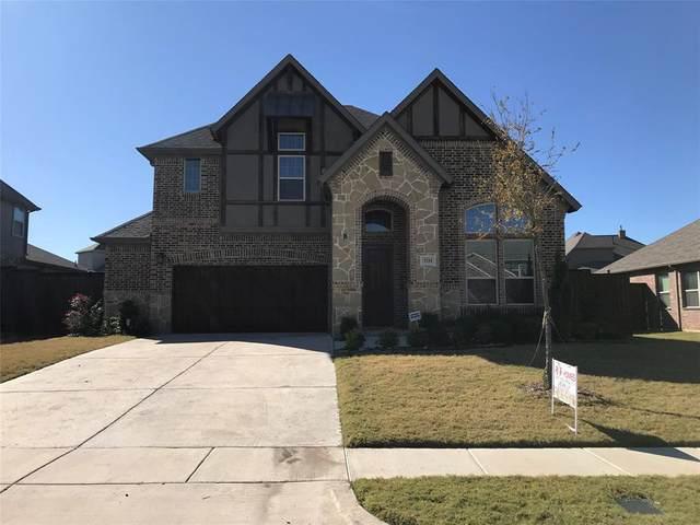 3211 Willow Brook Drive, Mansfield, TX 76063 (MLS #14477550) :: Post Oak Realty