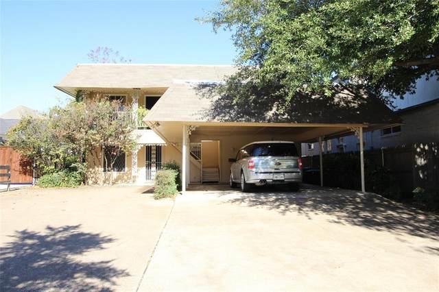 4604 Lafayette Avenue, Fort Worth, TX 76107 (MLS #14477553) :: The Kimberly Davis Group