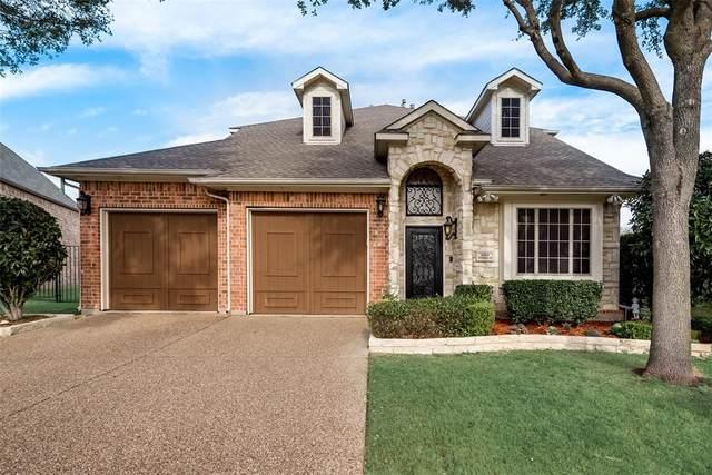 2505 Woodpark Drive, Garland, TX 75044 (MLS #14477558) :: The Mauelshagen Group