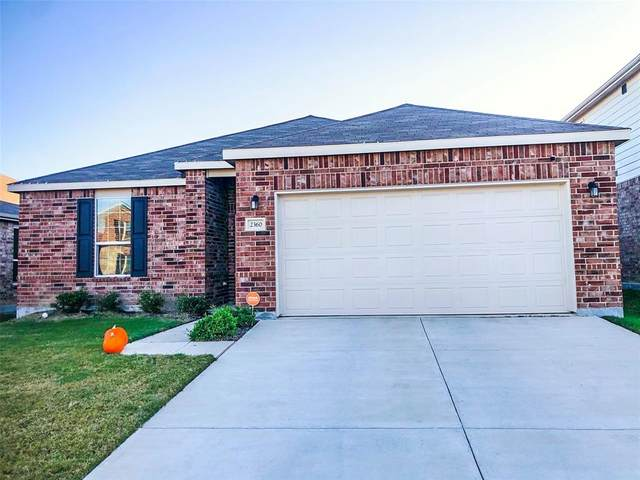 2360 Toposa Drive, Fort Worth, TX 76131 (MLS #14477571) :: All Cities USA Realty