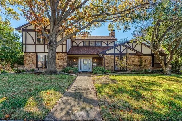 3404 Cross Bend Road, Plano, TX 75023 (MLS #14477574) :: All Cities USA Realty