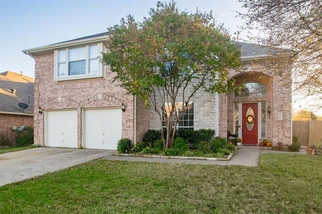3528 Sundown Boulevard, Denton, TX 76210 (MLS #14477579) :: The Mauelshagen Group