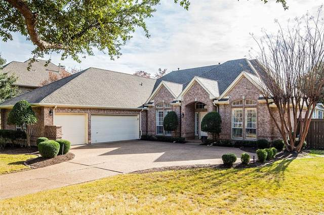 360 Silverwood Circle, Southlake, TX 76092 (MLS #14477586) :: EXIT Realty Elite