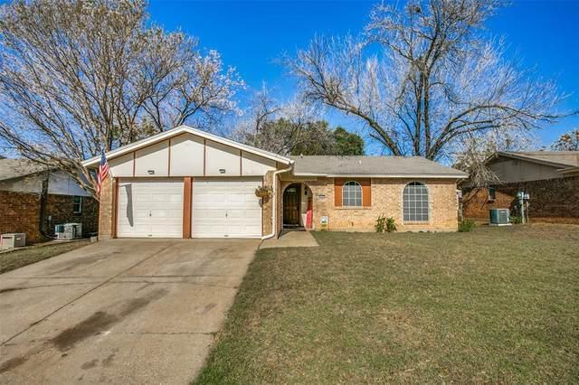 5649 Cherilee Lane, Haltom City, TX 76148 (#14477598) :: Homes By Lainie Real Estate Group