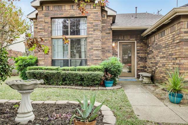 3187 Meadowview Drive, Corinth, TX 76210 (MLS #14477603) :: The Kimberly Davis Group