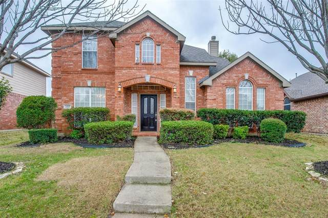 2417 Windgate Drive, Frisco, TX 75033 (MLS #14477611) :: All Cities USA Realty