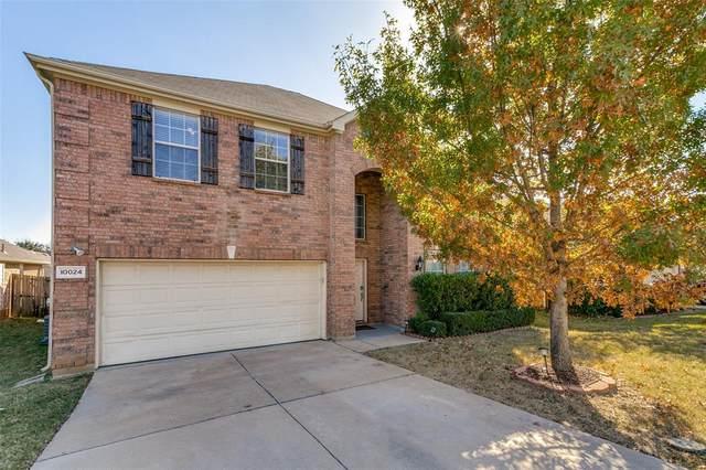 10024 Huey Trail, Fort Worth, TX 76053 (MLS #14477612) :: The Mauelshagen Group