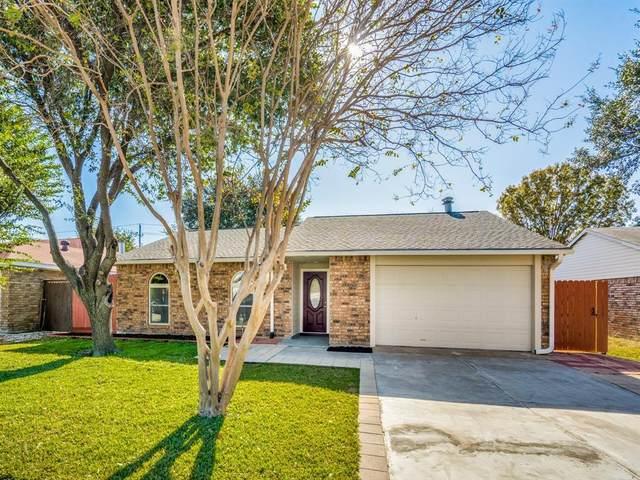 5308 Baker Drive, The Colony, TX 75056 (MLS #14477616) :: Jones-Papadopoulos & Co