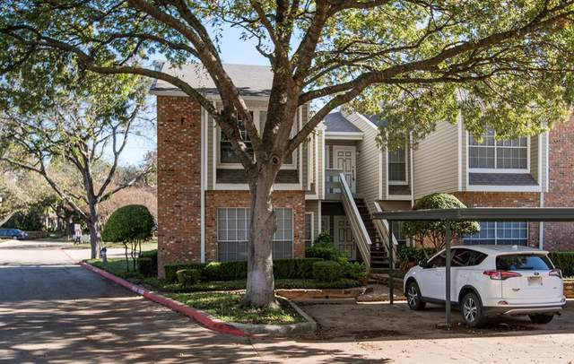 8555 Fair Oaks Crossing #414, Dallas, TX 75243 (MLS #14477620) :: Keller Williams Realty