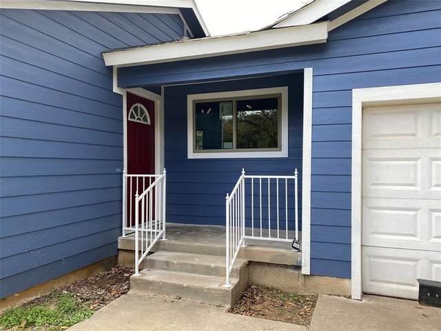 321 Norwood Drive, Hurst, TX 76053 (MLS #14477626) :: The Mauelshagen Group
