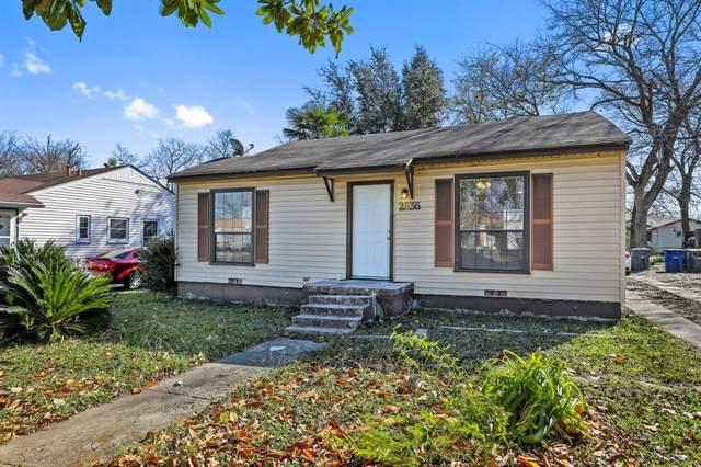 2636 Volga Avenue, Dallas, TX 75216 (MLS #14477654) :: Potts Realty Group