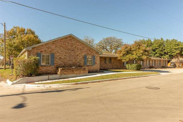 101 N Houston Street, Kaufman, TX 75142 (MLS #14477667) :: Maegan Brest | Keller Williams Realty