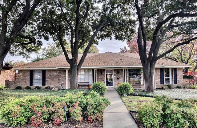 5125 Whistler Drive, Fort Worth, TX 76133 (MLS #14477668) :: Real Estate By Design