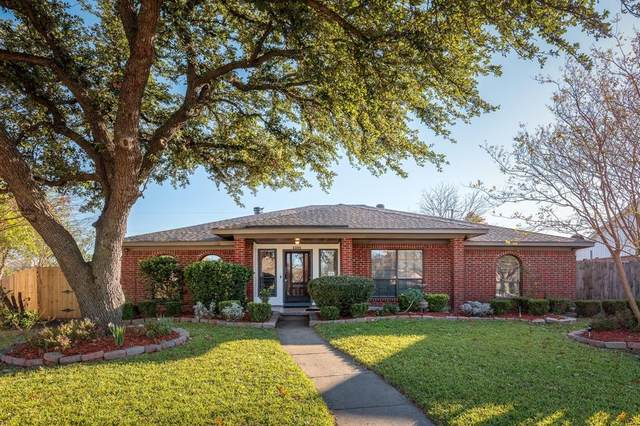 1104 Colmar Drive, Plano, TX 75023 (MLS #14477695) :: Robbins Real Estate Group