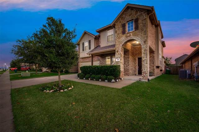 125 Charleston Lane, Fate, TX 75189 (MLS #14477698) :: The Mauelshagen Group