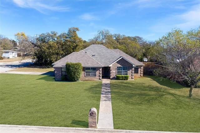 2201 Carverly Drive, Fort Worth, TX 76112 (MLS #14477699) :: RE/MAX Landmark