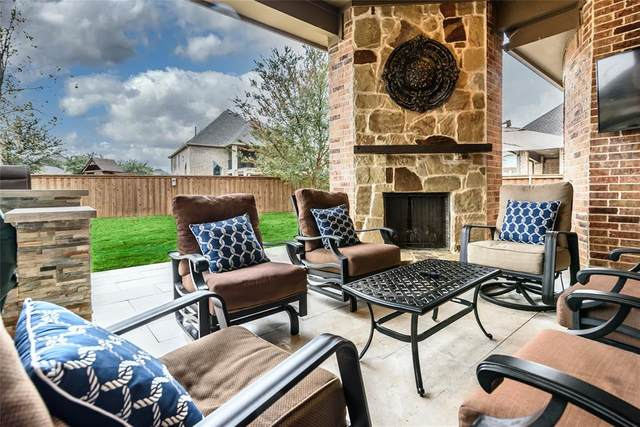 1882 Bridle Boulevard, Frisco, TX 75036 (MLS #14477705) :: The Heyl Group at Keller Williams