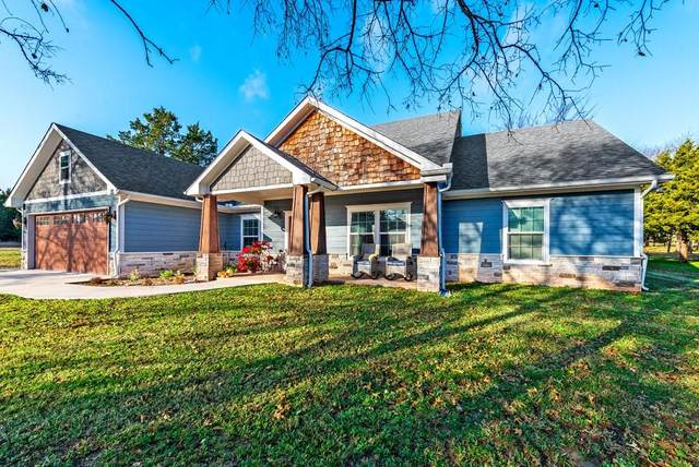 35 Guy Lane, Pottsboro, TX 75076 (MLS #14477711) :: The Kimberly Davis Group