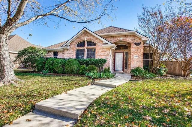 3307 Brentwood Drive, Mckinney, TX 75070 (MLS #14477716) :: The Kimberly Davis Group