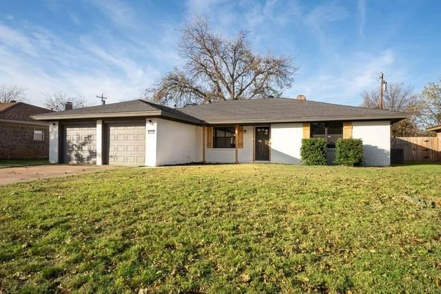 4034 Brookhollow Drive, Abilene, TX 79605 (MLS #14477761) :: The Heyl Group at Keller Williams