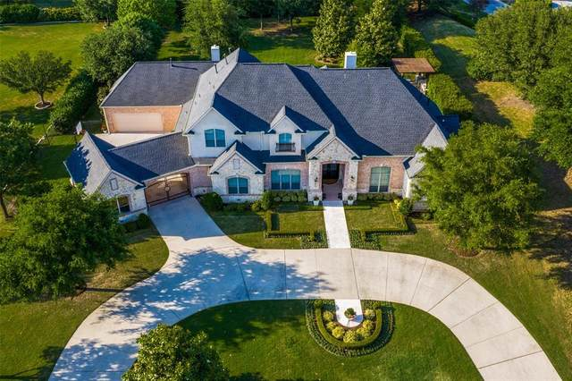 2621 Winding Creek Road, Prosper, TX 75078 (MLS #14477767) :: Jones-Papadopoulos & Co