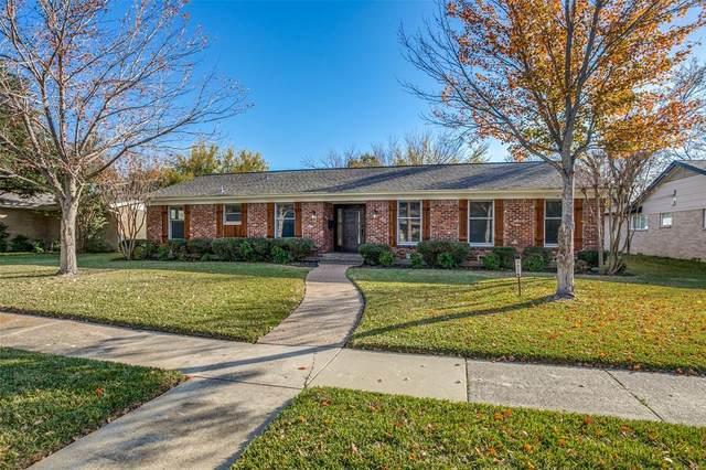 3226 Leahy Drive, Dallas, TX 75229 (MLS #14477787) :: The Mauelshagen Group