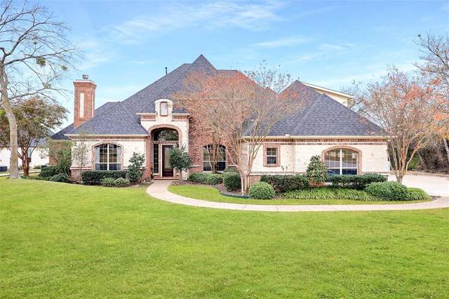 4356 Waterstone Estates Drive, Mckinney, TX 75071 (MLS #14477794) :: The Kimberly Davis Group