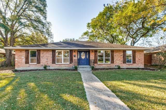 1106 Guildford Street, Garland, TX 75040 (MLS #14477798) :: RE/MAX Landmark