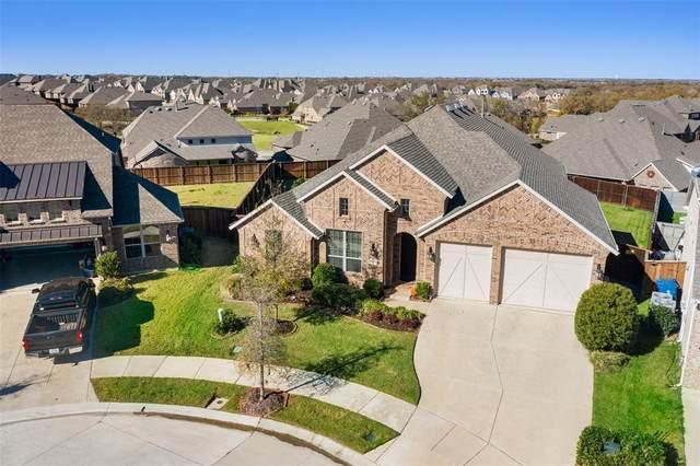 9805 Pikes Peak Place, Oak Point, TX 75068 (MLS #14477809) :: The Good Home Team