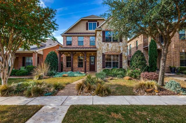 1535 Barksdale Drive, Lewisville, TX 75077 (MLS #14477836) :: The Mitchell Group