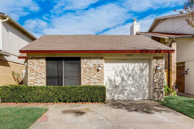 2949 Canis Circle, Garland, TX 75044 (MLS #14477842) :: The Mauelshagen Group