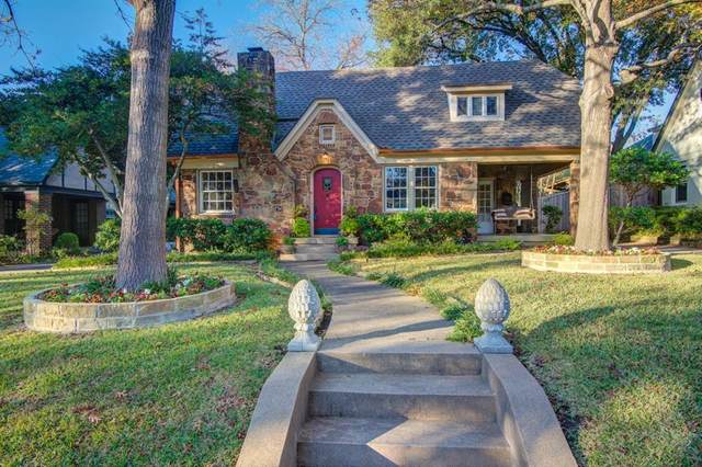 5615 Morningside Avenue, Dallas, TX 75206 (MLS #14477846) :: All Cities USA Realty