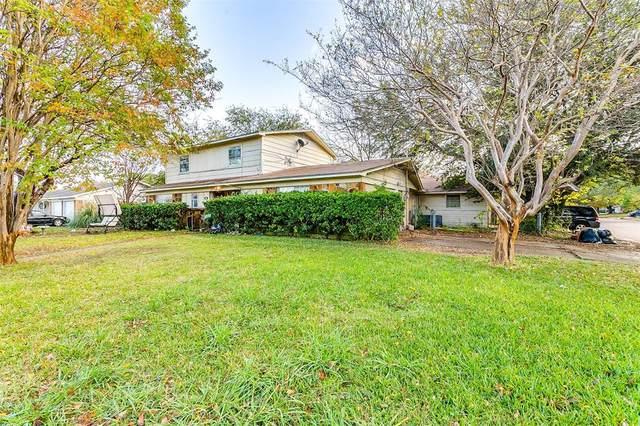 401 San Carlos Drive, Grand Prairie, TX 75051 (MLS #14477847) :: The Kimberly Davis Group