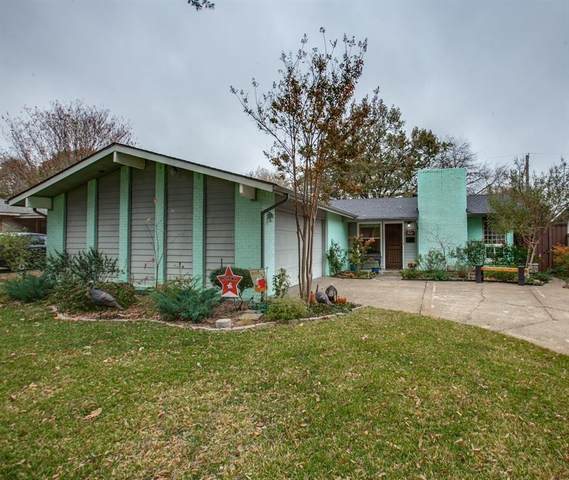 915 Meadow View Drive, Richardson, TX 75080 (MLS #14477862) :: RE/MAX Landmark