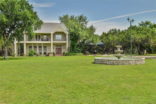 11520 Stonecrest Court, Tolar, TX 76476 (MLS #14477865) :: The Mauelshagen Group