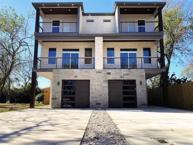 2603 Crossman Avenue, Dallas, TX 75212 (MLS #14477883) :: The Mauelshagen Group