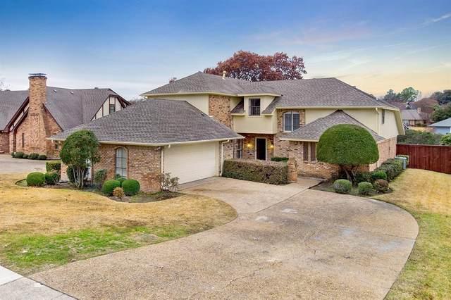 1505 Palm Valley Drive, Garland, TX 75043 (MLS #14477884) :: RE/MAX Landmark