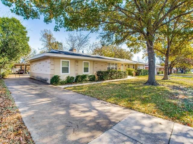3612 Ruth Road, Richland Hills, TX 76118 (MLS #14477901) :: The Good Home Team