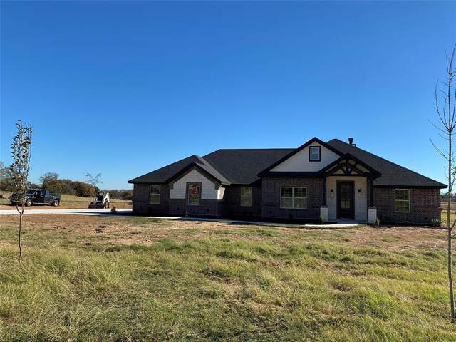 250 Twin Oaks Court, Azle, TX 76020 (MLS #14477919) :: The Mauelshagen Group