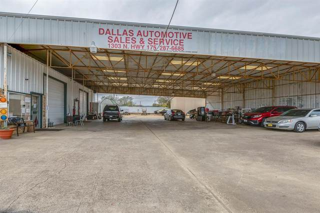 1303 N Highway 175, Seagoville, TX 75159 (MLS #14477936) :: The Kimberly Davis Group